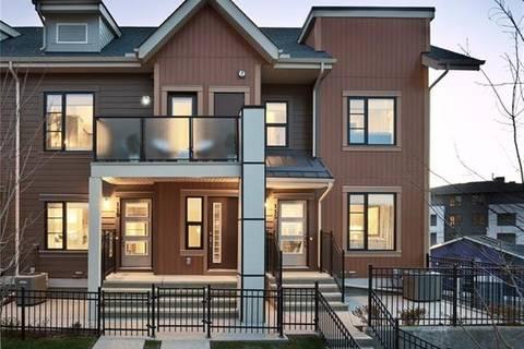 Townhouse for sale at 208 Livingston Common Northeast Calgary Alberta - MLS: C4292639