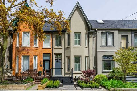 Townhouse for sale at 208 Macpherson Ave Toronto Ontario - MLS: C4456841