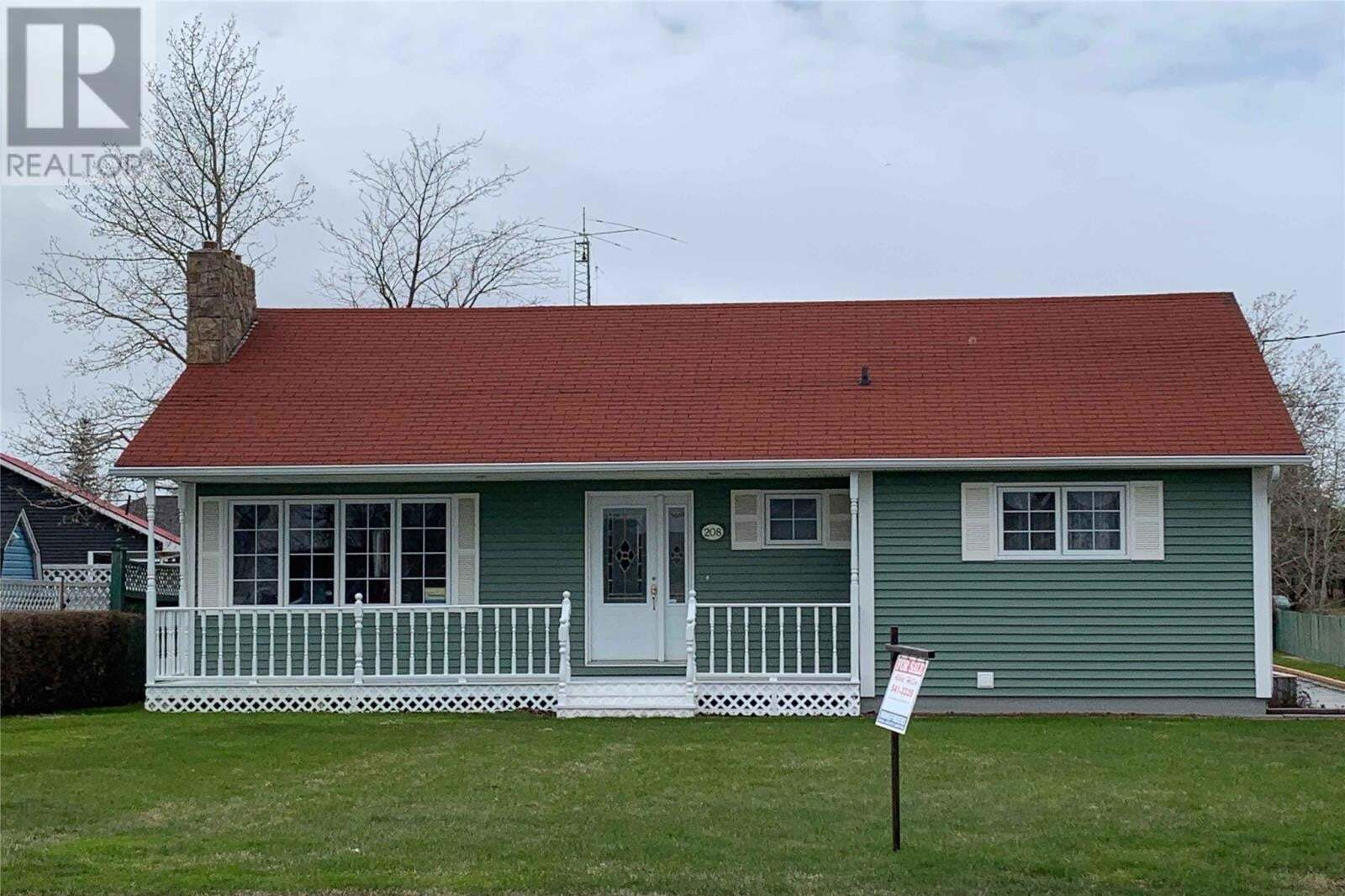 House for sale at 208 Main St Lewisporte Newfoundland - MLS: 1216612
