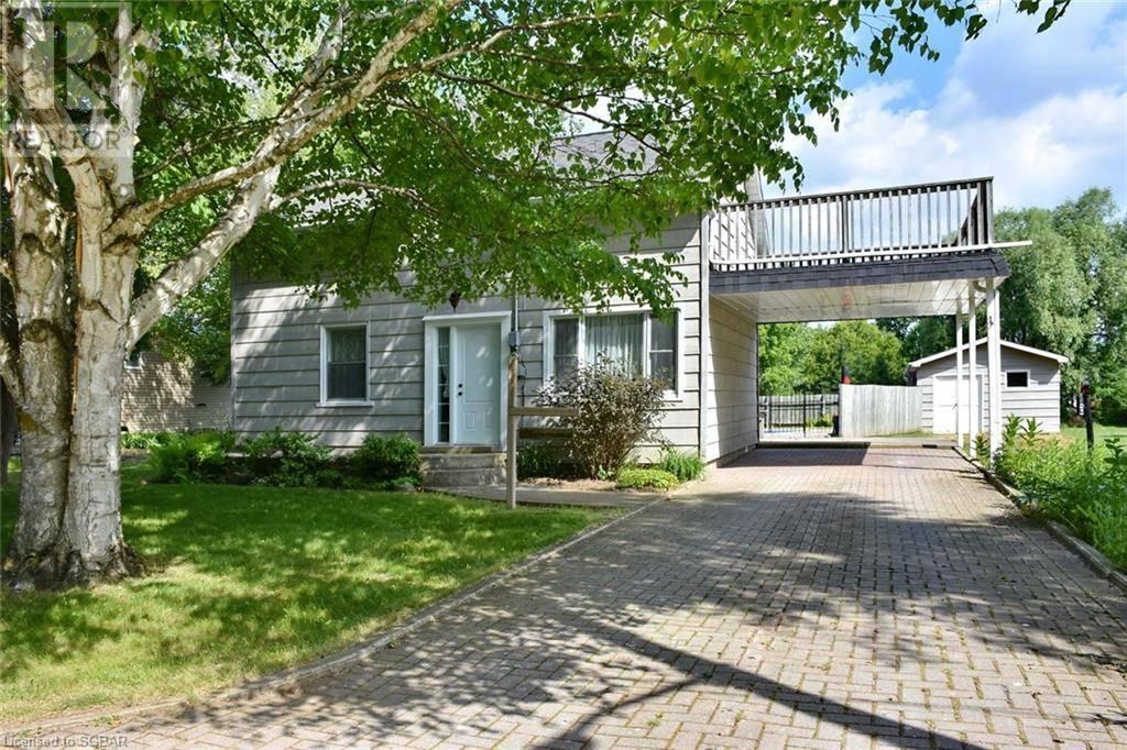House for sale at 208 Margaret St Stayner Ontario - MLS: 207697