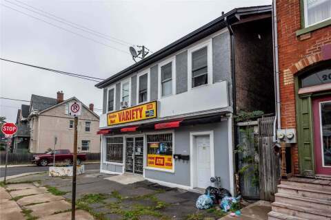 Commercial property for sale at 208 Mary St Hamilton Ontario - MLS: X4924848