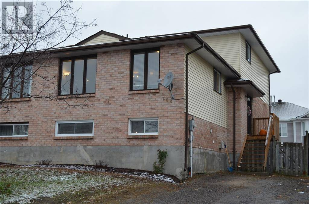 Residential property for sale at 208 Massey Dr North Bay Ontario - MLS: 231130