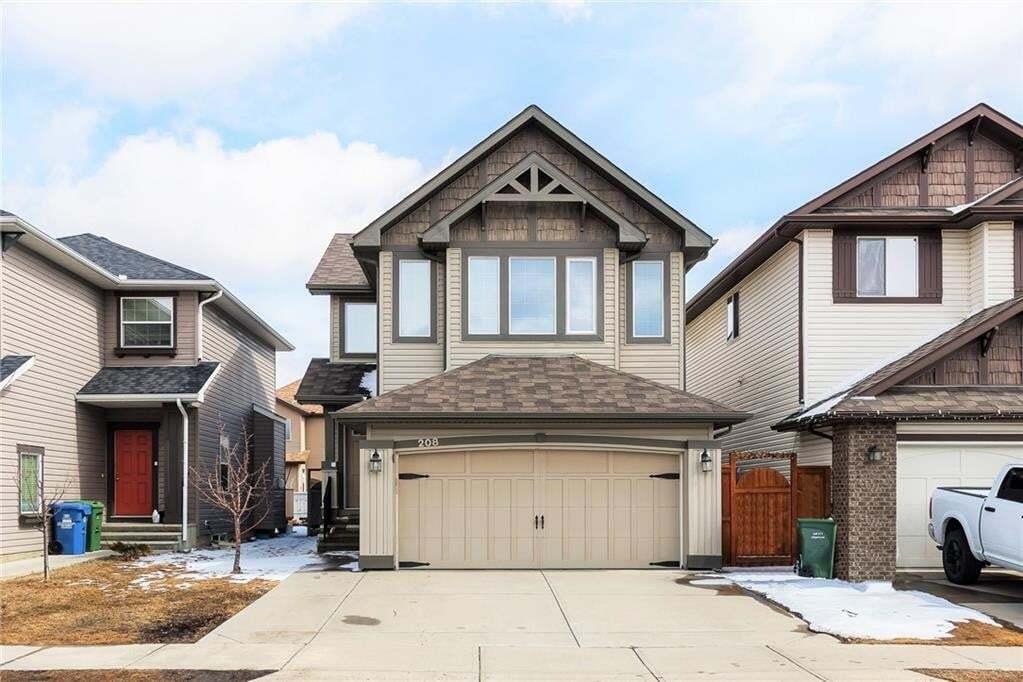 House for sale at 208 New Brighton Dr SE New Brighton, Calgary Alberta - MLS: C4293616
