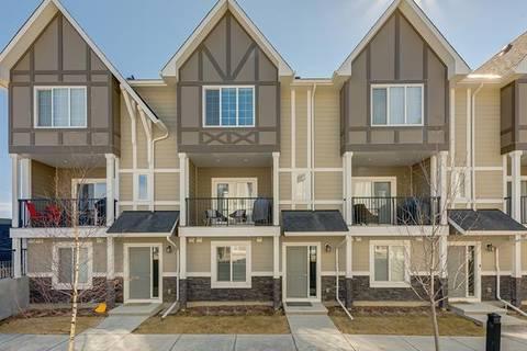 Townhouse for sale at 208 Nolanlake Villa(s) Northwest Calgary Alberta - MLS: C4294950