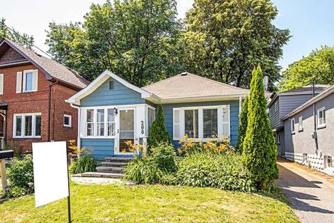 House for sale at 208 Oshawa Blvd Oshawa Ontario - MLS: E4519938