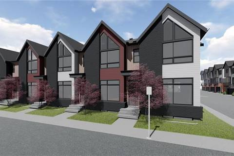 Townhouse for sale at 208 Sage Meadows Garden(s) Northwest Calgary Alberta - MLS: C4291743