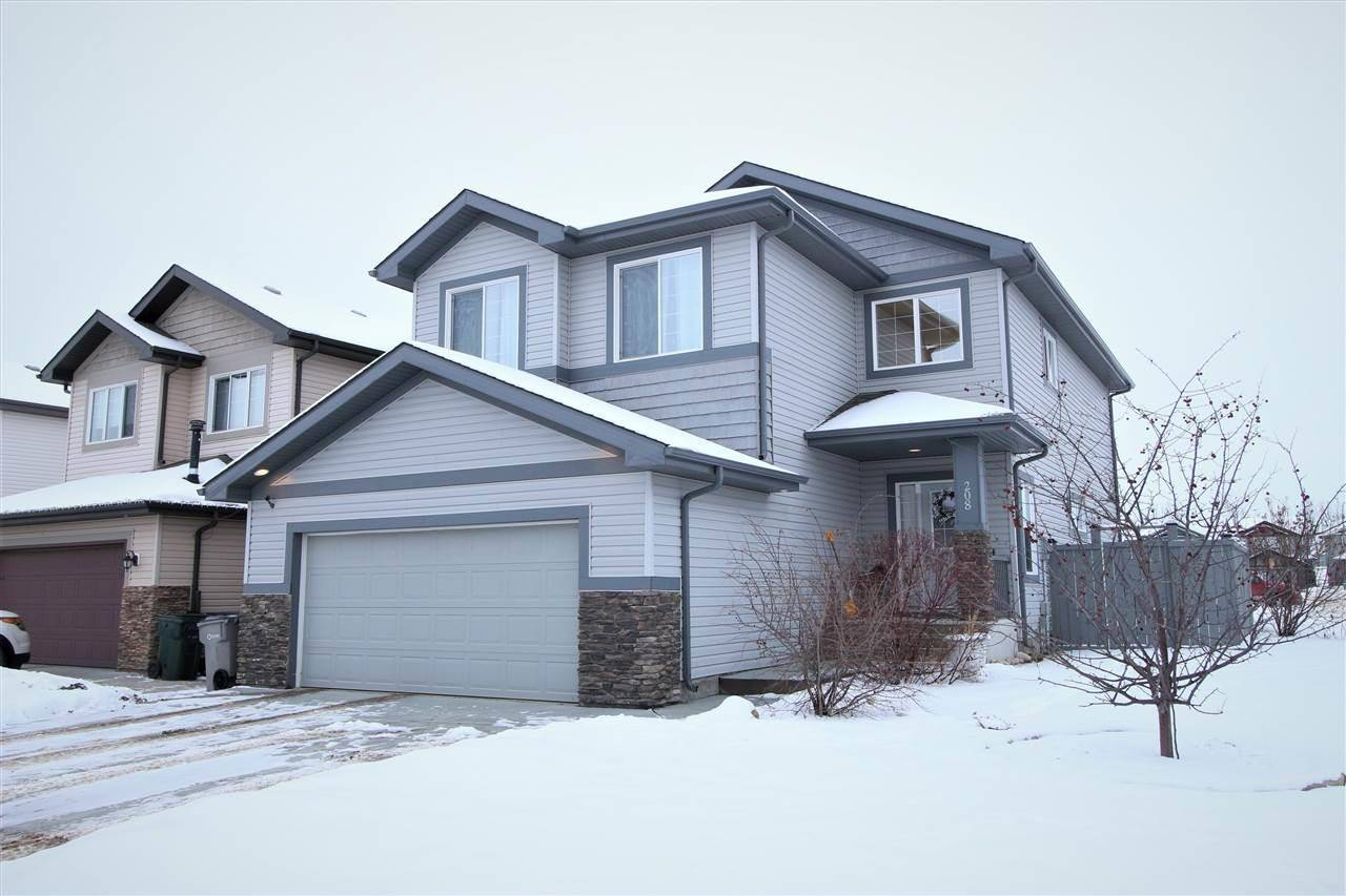 House for sale at 208 Silverstone Cres Stony Plain Alberta - MLS: E4181383