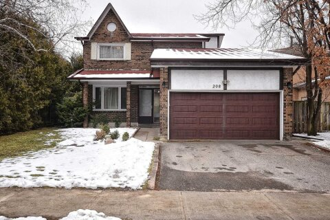 House for sale at 208 Willowbrook Rd Markham Ontario - MLS: N5084746