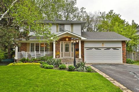 House for sale at 2080 Duncan Rd Oakville Ontario - MLS: W4467072