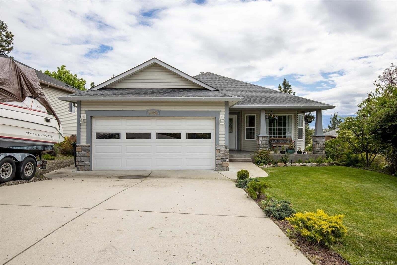 House for sale at 2080 Rosealee Ct West Kelowna British Columbia - MLS: 10205153