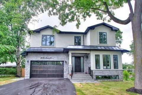 House for sale at 2081 Fowler Ct Mississauga Ontario - MLS: W4451675