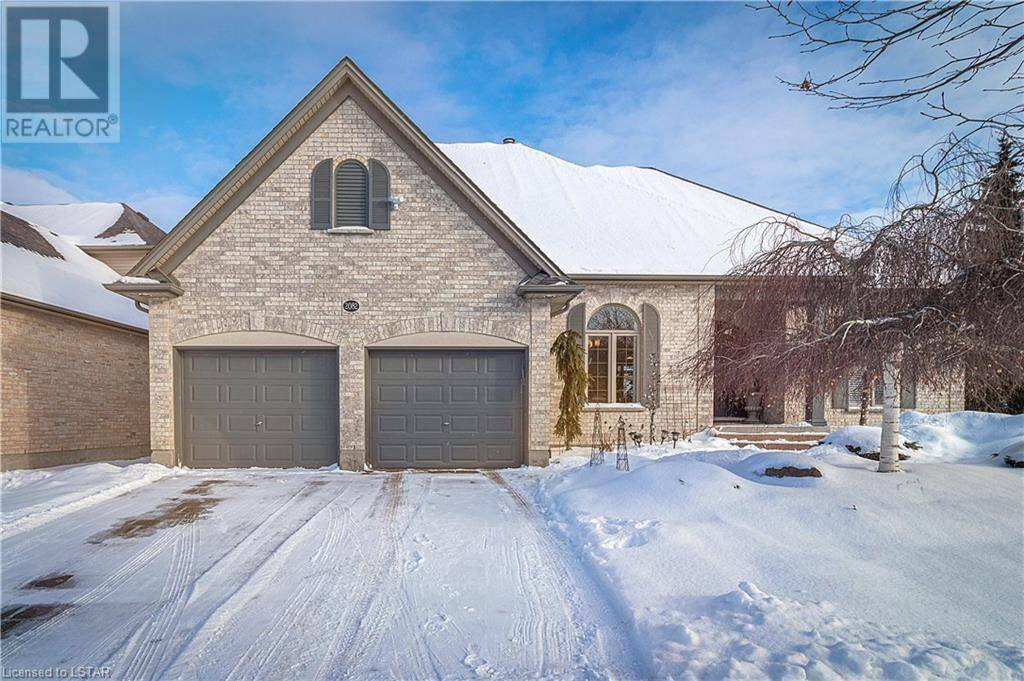 House for sale at 2082 Riverbend Rd London Ontario - MLS: 235916