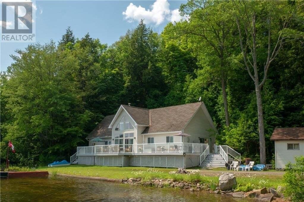House for sale at 2083 Boice Bradley Dr Haliburton Ontario - MLS: 262758