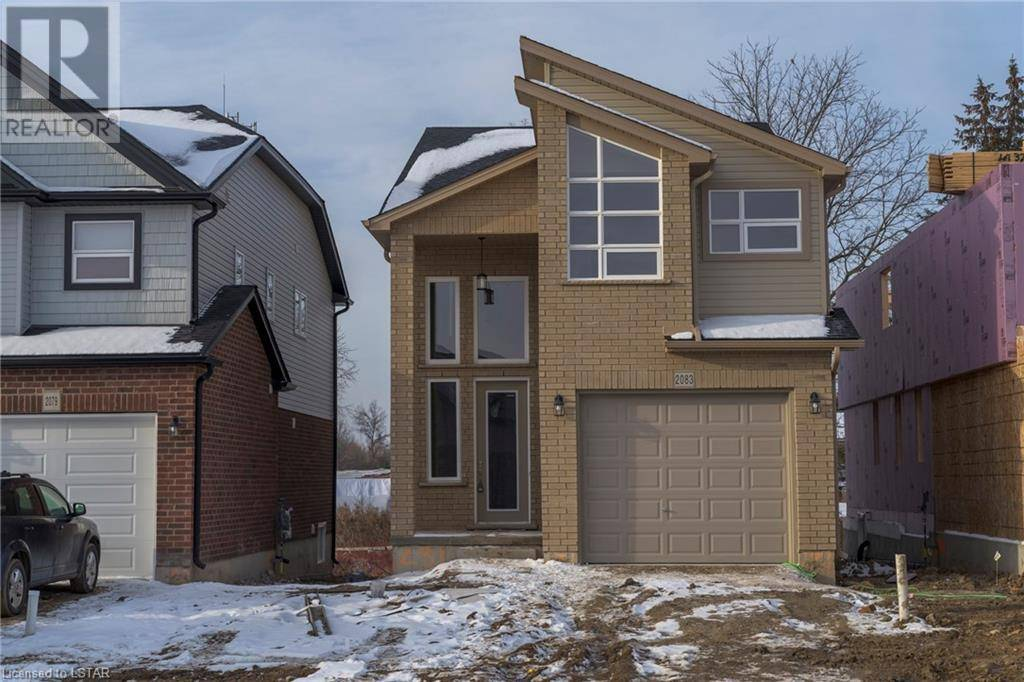 House for sale at 2083 Cedarpark Dr London Ontario - MLS: 238313