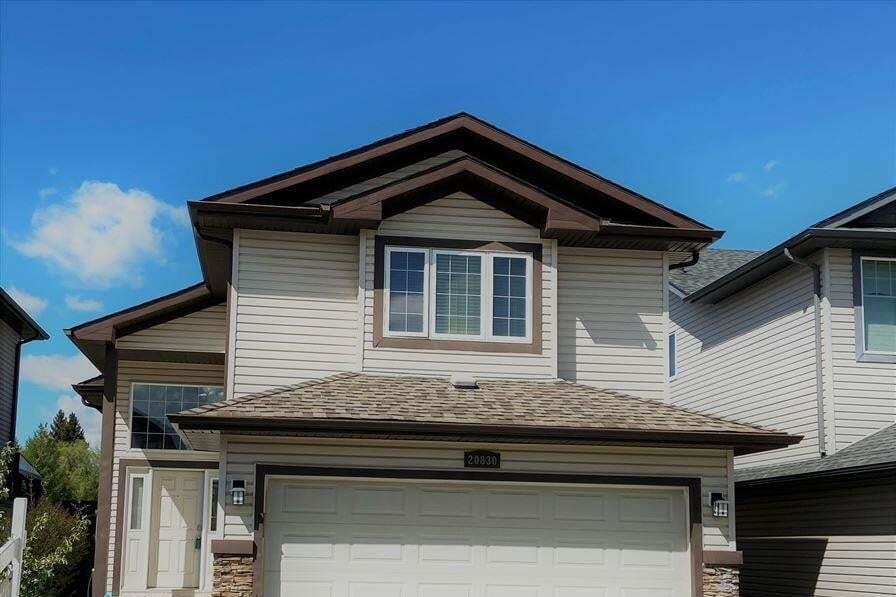House for sale at 20830 96a Av NW Edmonton Alberta - MLS: E4190443