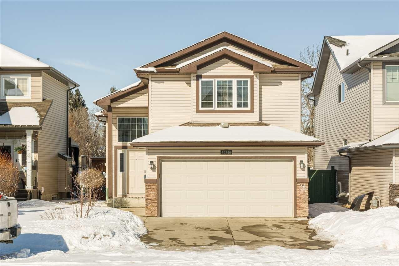 House for sale at 20830 96a Av NW Edmonton Alberta - MLS: E4212571