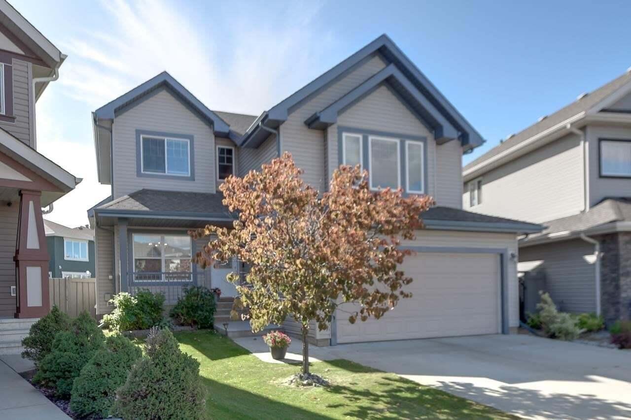 House for sale at 20835 55 Av NW Edmonton Alberta - MLS: E4215707