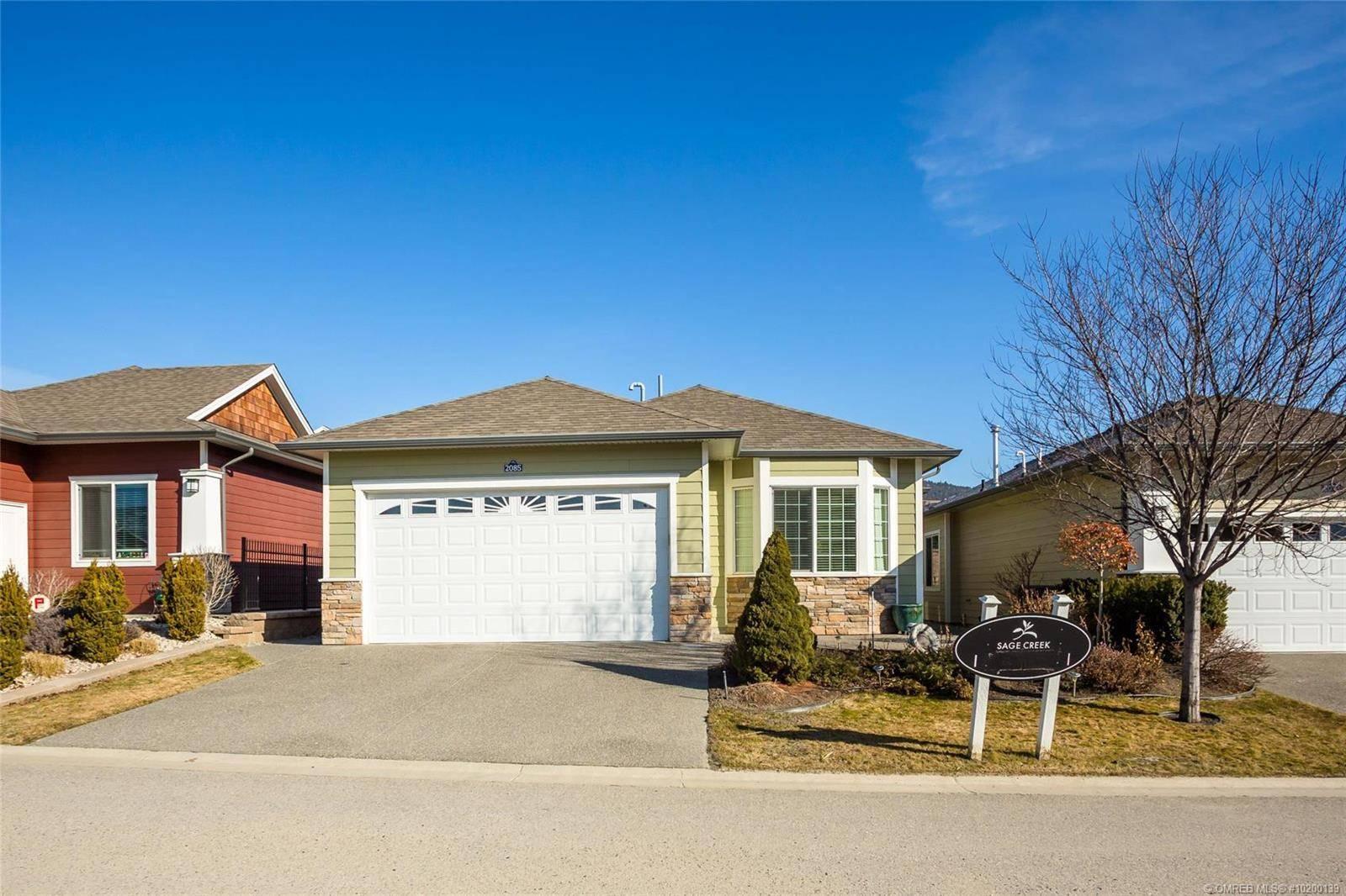 House for sale at 2085 Acorn Cres West Kelowna British Columbia - MLS: 10200139