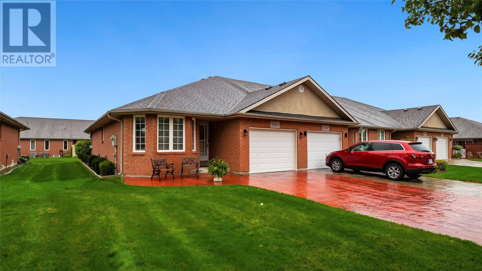 Townhouse for sale at 2085 Chateau Ave Windsor Ontario - MLS: 19026719