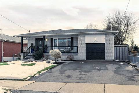 House for sale at 2085 Davebrook Rd Mississauga Ontario - MLS: W4683893