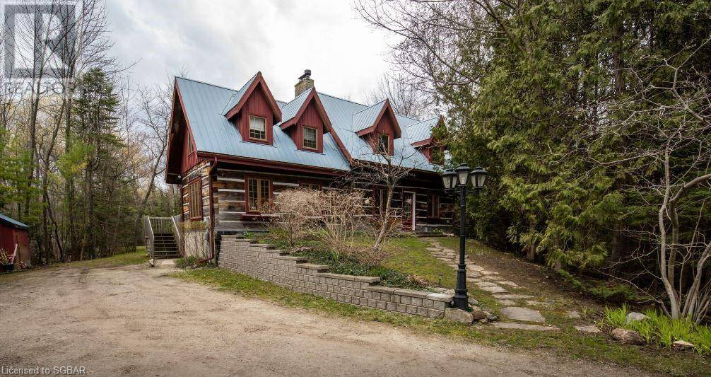 House for sale at 208562 26 Hy The Blue Mountains Ontario - MLS: 256434