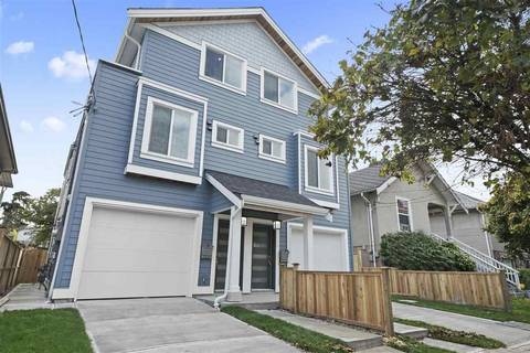 Townhouse for sale at 2086 35 Ave E Vancouver British Columbia - MLS: R2420071