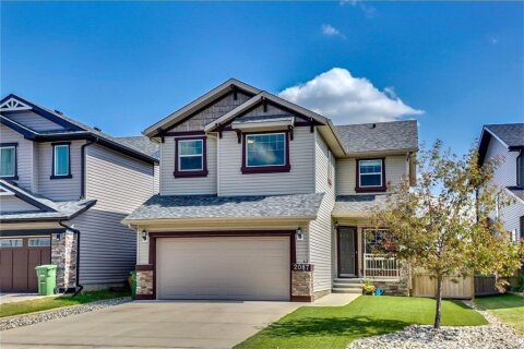 House for sale at 2087 Luxstone Blvd SW Airdrie Alberta - MLS: A1047404