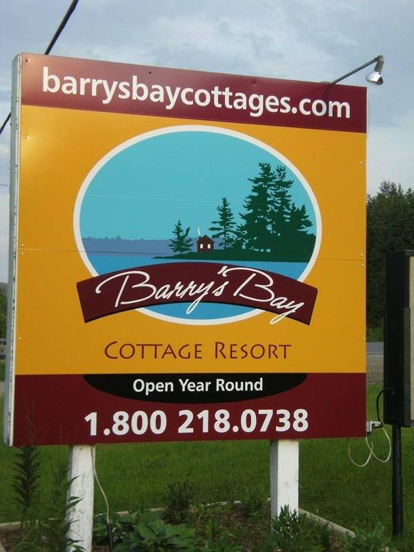 Commercial property for sale at 20876 60 Hy Barry's Bay Ontario - MLS: 1145037