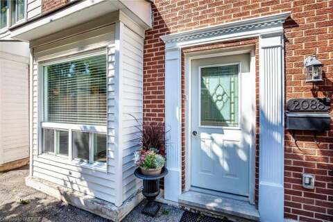Townhouse for sale at 2088 Lakeshore Rd Oakville Ontario - MLS: 40035247