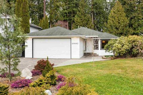 House for sale at 20893 95a Ave Langley British Columbia - MLS: R2390107