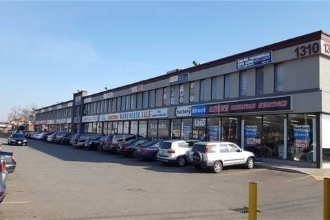 Commercial property for sale at 1310 Dundas St Unit 208A Mississauga Ontario - MLS: W4734995