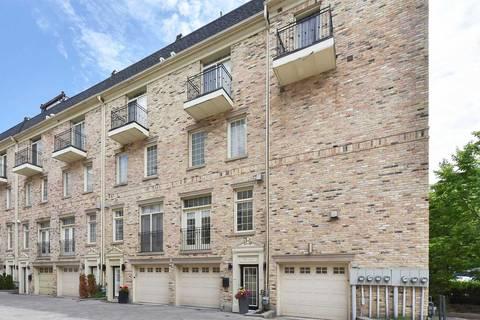 Townhouse for sale at 208 Merton St Toronto Ontario - MLS: C4501543
