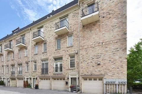 Townhouse for sale at 208 Merton St Toronto Ontario - MLS: C4559286