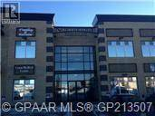 Commercial property for lease at 10055 120 Ave Apartment 209 Grande Prairie Alberta - MLS: GP213507