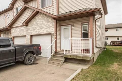 Townhouse for sale at 10150 121 Ave Unit 209 Grande Prairie Alberta - MLS: GP205398