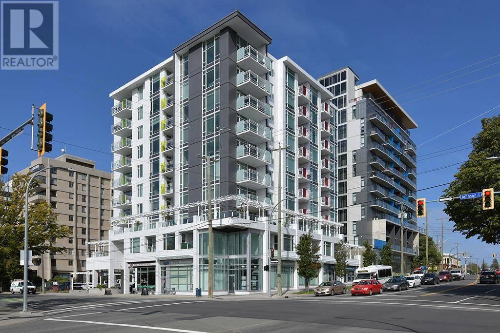 Buliding: 1090 Johnson Street, Victoria, BC
