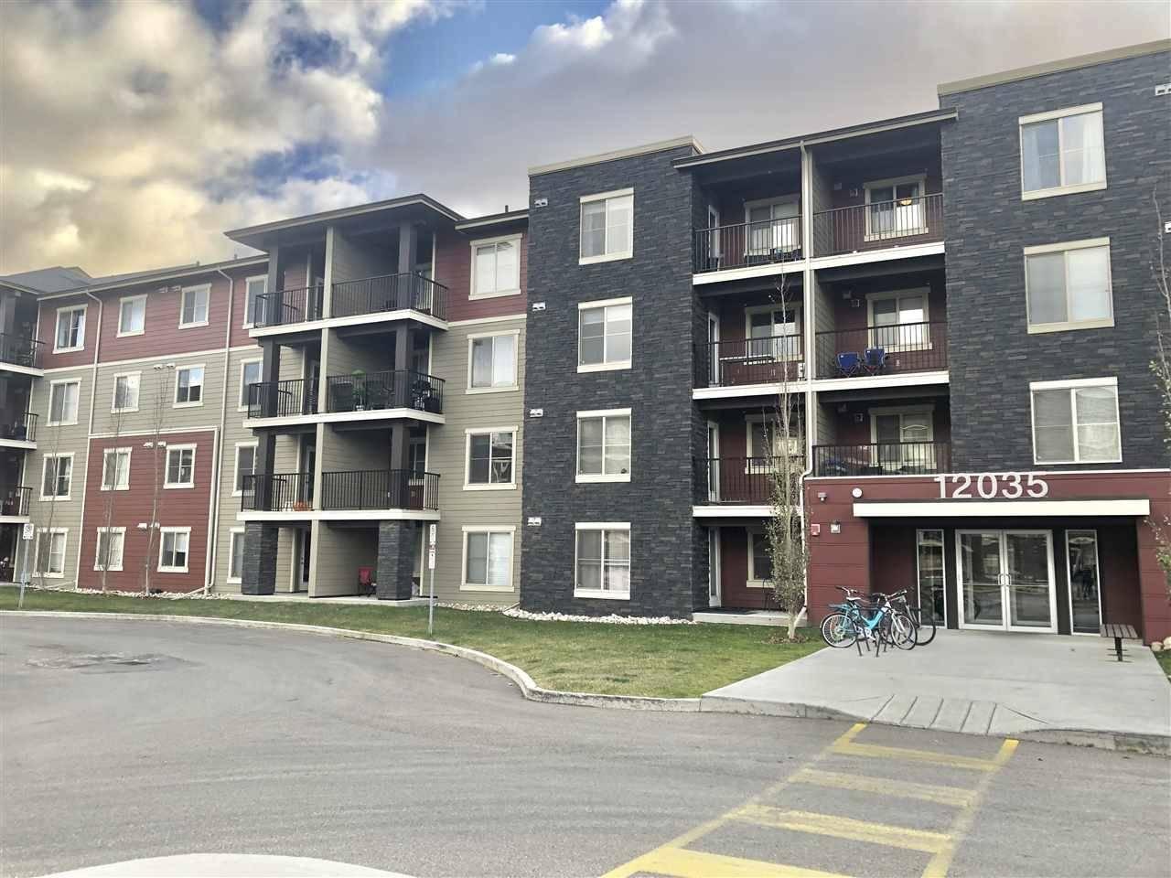 Condo for sale at 12035 22 Ave Sw Unit 209 Edmonton Alberta - MLS: E4179007