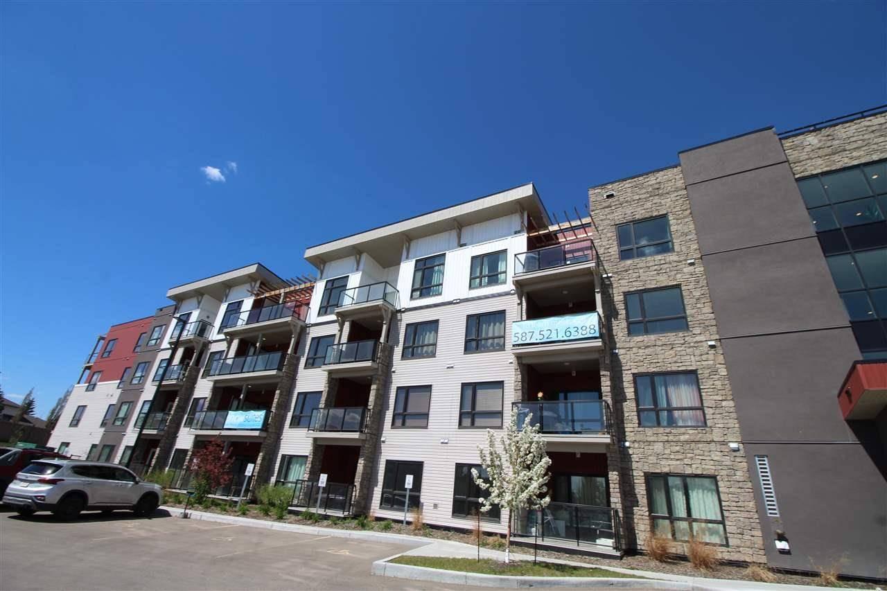 Condo for sale at 12804 140 Ave Nw Unit 209 Edmonton Alberta - MLS: E4175210