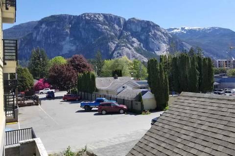 Condo for sale at 1310 Victoria St Unit 209 Squamish British Columbia - MLS: R2369343
