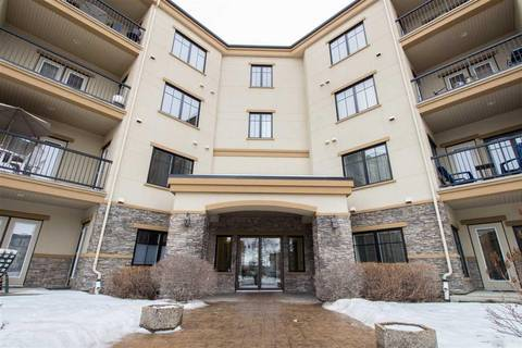 Condo for sale at 160 Magrath Rd Nw Unit 209 Edmonton Alberta - MLS: E4142008