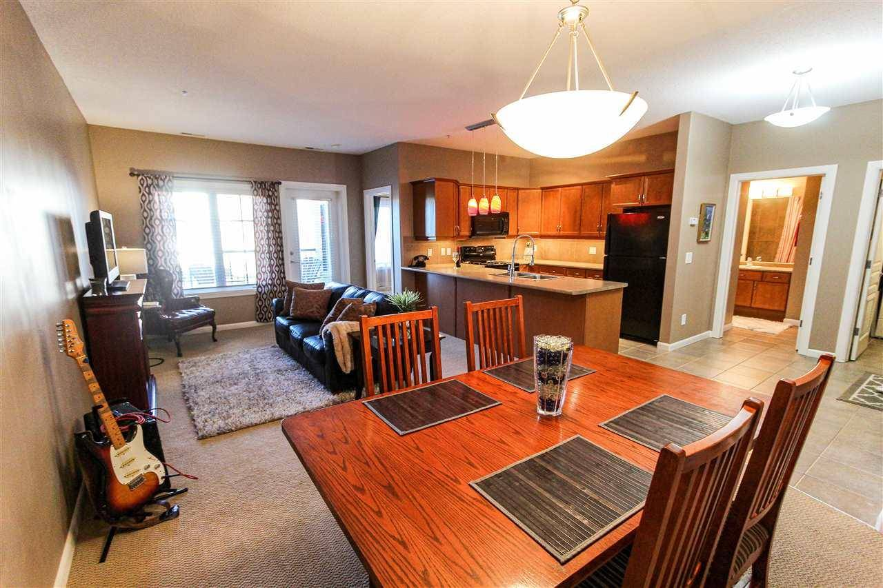 Condo for sale at 160 Magrath Rd Nw Unit 209 Edmonton Alberta - MLS: E4161225