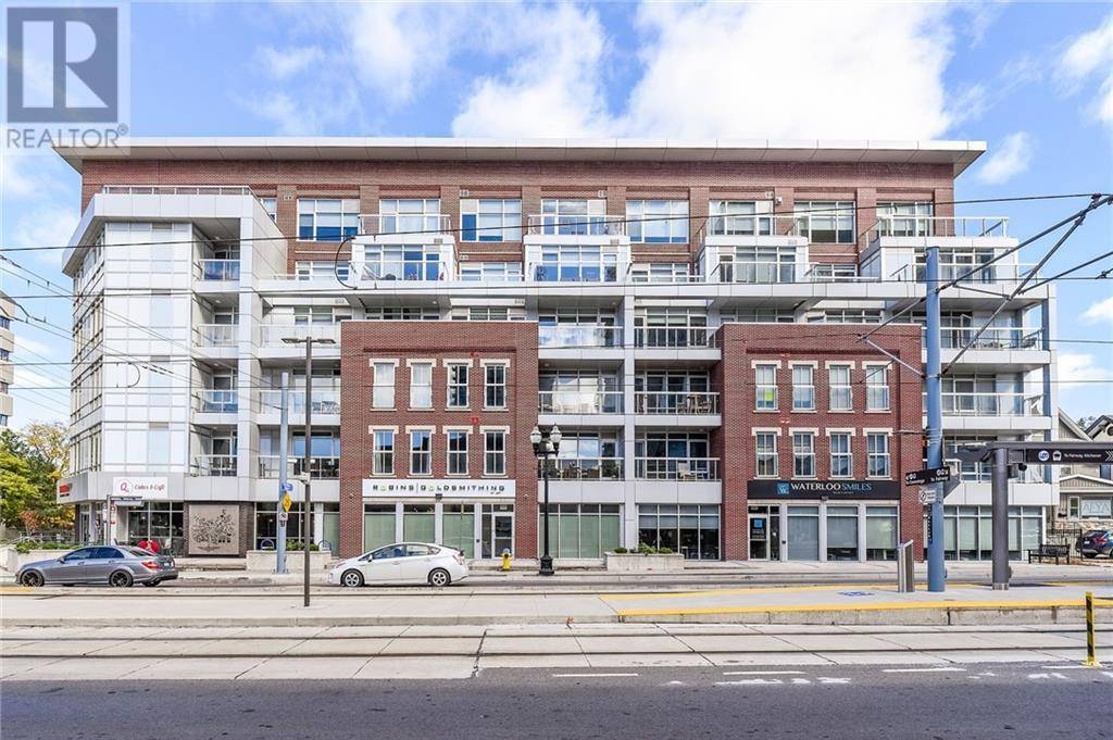 Condo for sale at 188 King St South Unit 209 Waterloo Ontario - MLS: 30798178