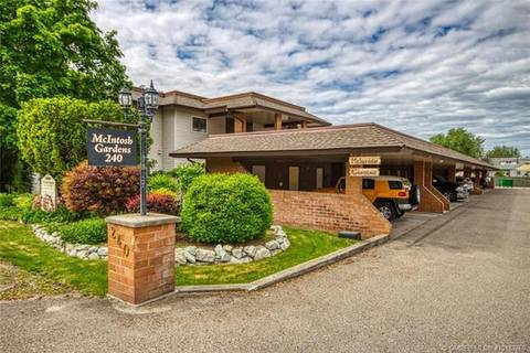 Townhouse for sale at 240 Mcintosh Rd Unit 209 Kelowna British Columbia - MLS: 10183266