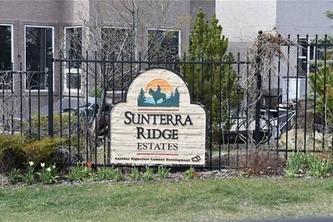 Condo for sale at 248 Sunterra Ridge Pl Unit 209 Cochrane Alberta - MLS: C4245012