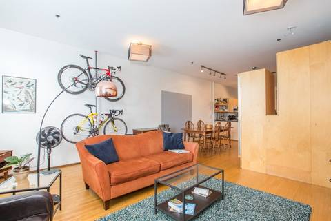 Condo for sale at 2556 Hastings St E Unit 209 Vancouver British Columbia - MLS: R2389141