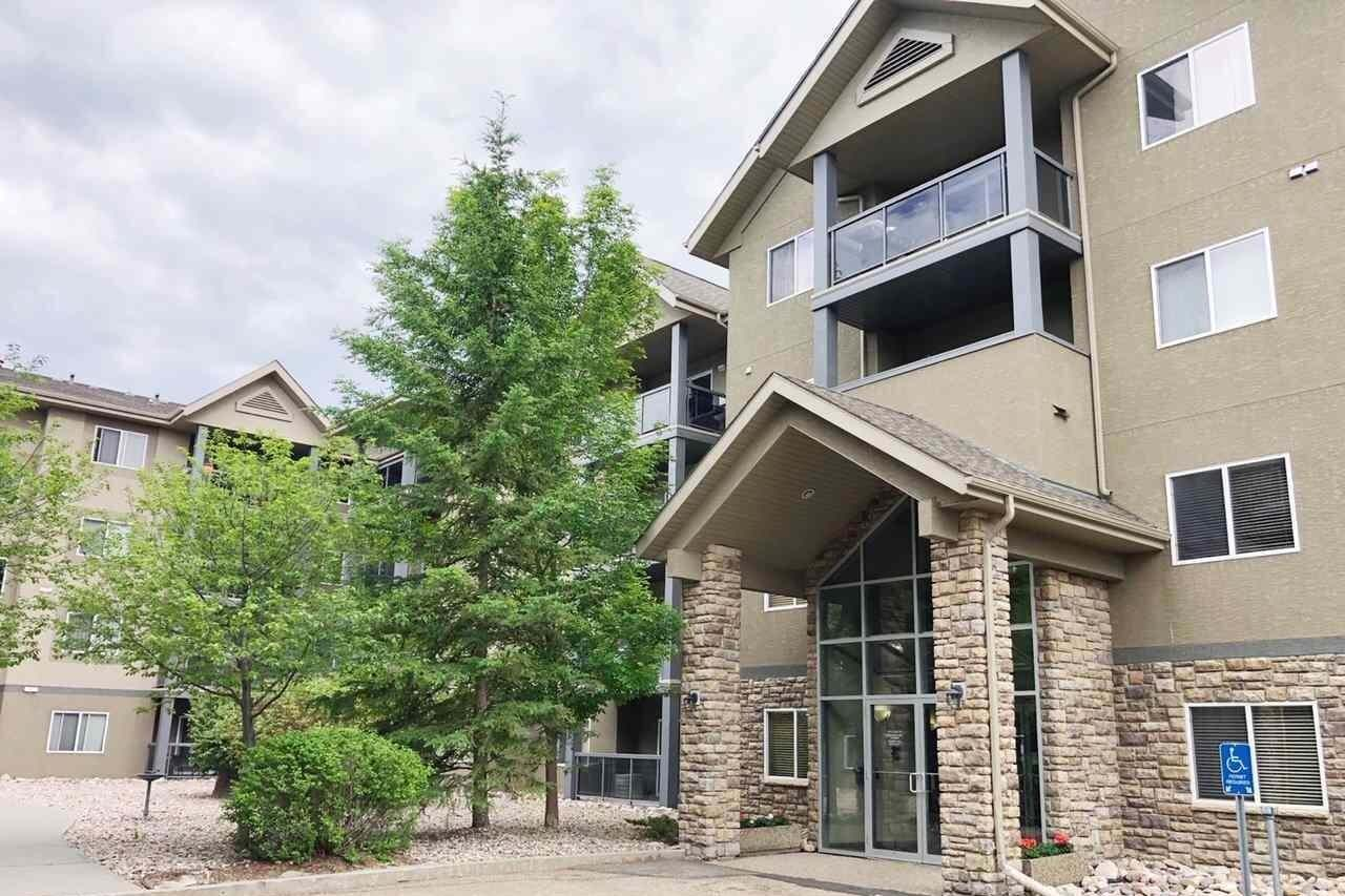 Condo for sale at 279 Suder Greens Dr NW Unit 209 Edmonton Alberta - MLS: E4202001