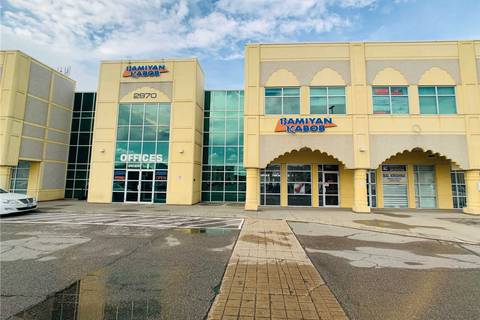 Commercial property for lease at 2970 Drew Rd Apartment 209 Mississauga Ontario - MLS: W4592006