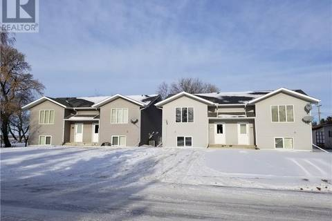 Townhouse for sale at 209 2nd Ave Nw Watson Saskatchewan - MLS: SK754021
