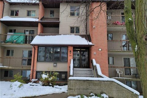 Home for sale at 30 Hickory St Unit 209 Waterloo Ontario - MLS: 40048206