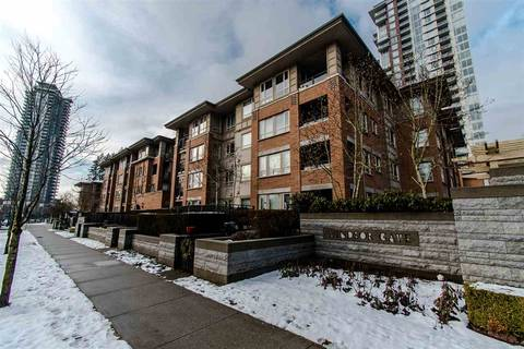 Condo for sale at 3097 Lincoln Ave Unit 209 Coquitlam British Columbia - MLS: R2347092
